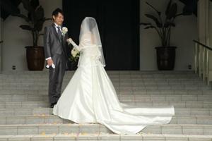 結婚式最高!